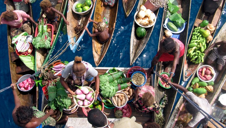 Opinion: 'Hot, hungry and crowded' — why fixing food systems is good for peace and planet