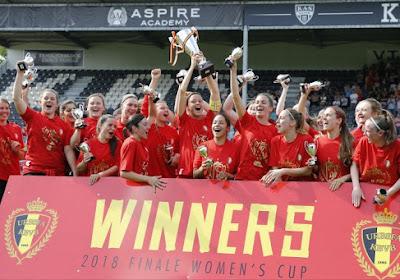 Les quatre meilleures équipes de Belgique au rendez-vous: le programme des demies de la Coupe féminine