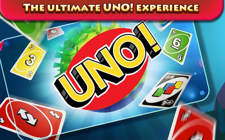 UNO!™ Android App Screenshot