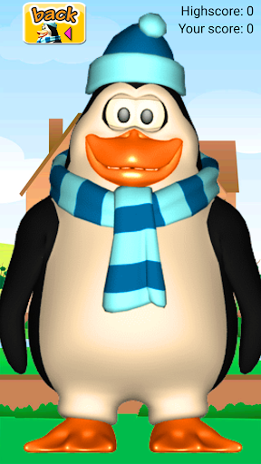 Talking Pengu and Penga Penguin  screenshot 4