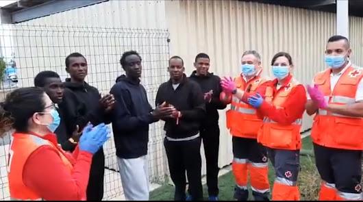 El virus cuestiona la capacidad para aislar y proteger a los inmigrantes