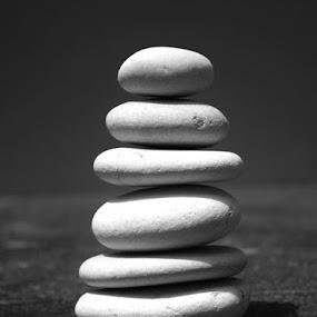 Zen Stone by Kris Hartanto - Artistic Objects Other Objects ( zen, stone, spa )