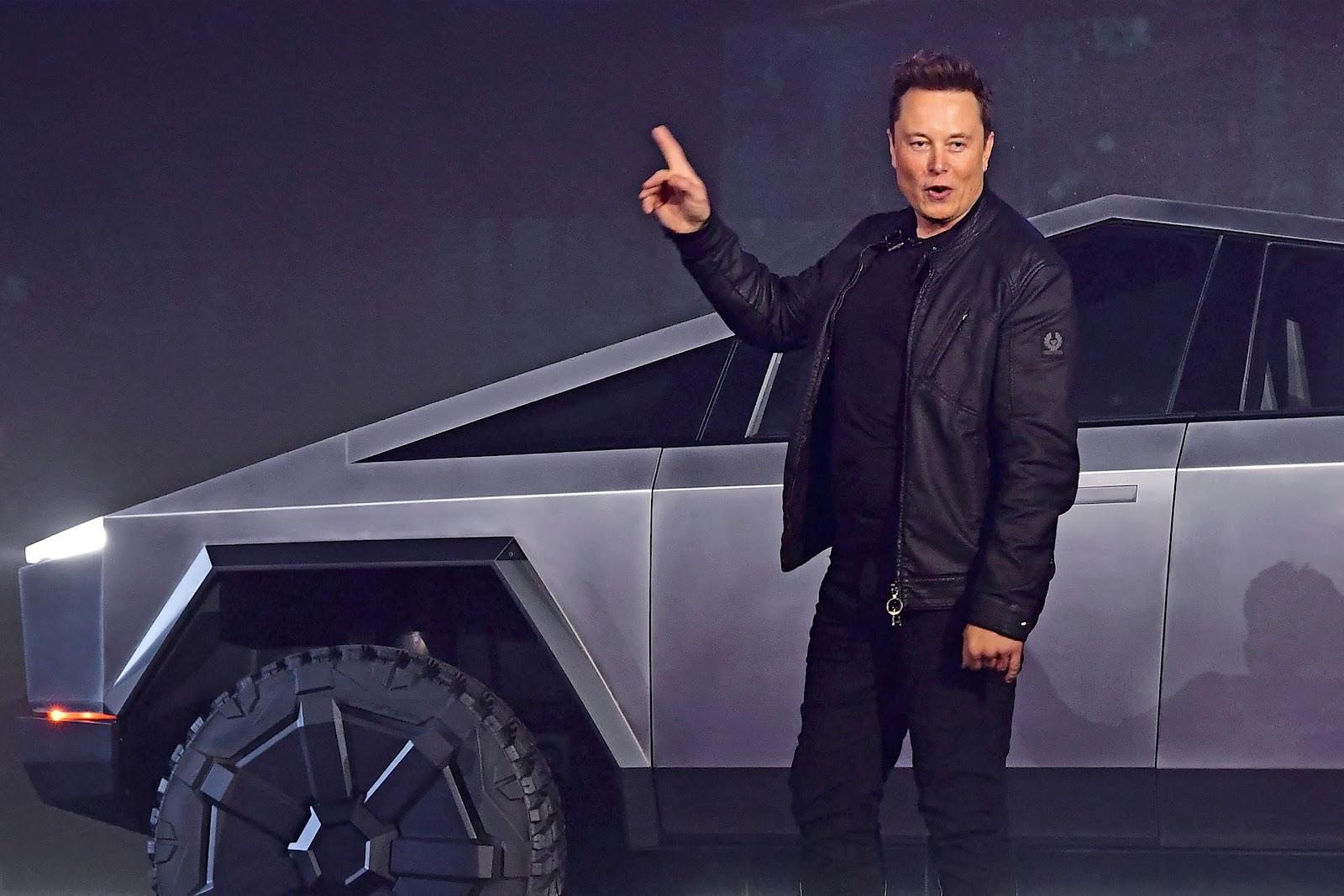 Elon Musk : le riche entrepreneur
