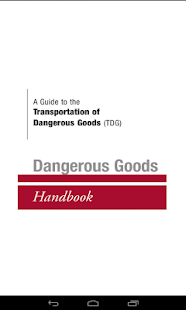 TDG Handbook- screenshot thumbnail