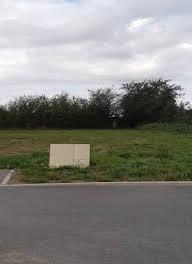 Terrain à bâtir 700 m2