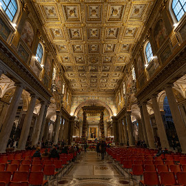 S.Maria Maggiore - Roma by Antonello Madau - Buildings & Architecture Places of Worship