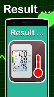 Blood sugar test with Finger-Blood sugar app-Prank - náhled