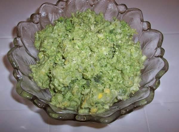 Potato Salad With Avocado Dressing