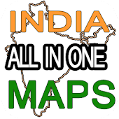 INDIA MAPS ALL IN ONE
