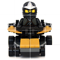 Sliding Puzzle Lego Ninjago icon