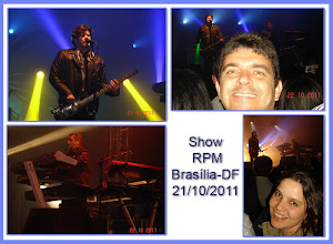 Photo: Show sensacional do RPM em Brasília.
