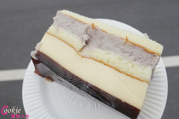 弘宇蛋糕專賣店 招牌芋泥奶酪,其他款蛋糕也很好吃!
