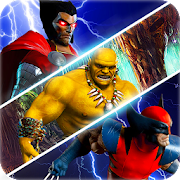 Super Hero Street Fight Ultimate