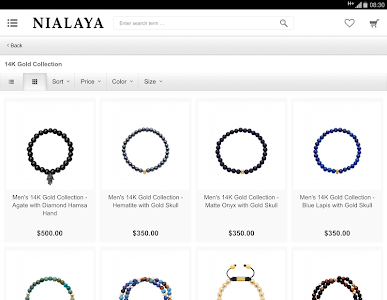 NIALAYA JEWELRY screenshot 6