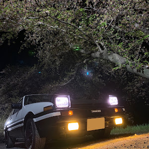 スプリンタートレノ AE86 GTV 前期のカスタム事例画像 かどさんの2019年04月26日07:47の投稿