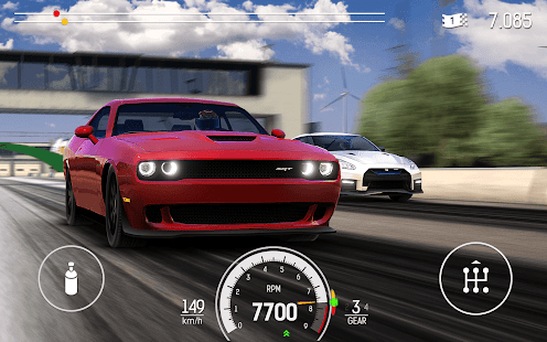 Nitro Nation Drag & Drift Screenshot