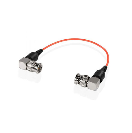 Cable BNC Skinny 90-Degree 6 in. (15 cm)
