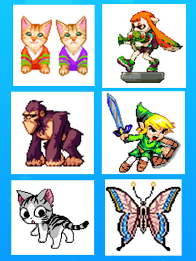 sandbox color by number - my pixel art 1.0 screenshots 2