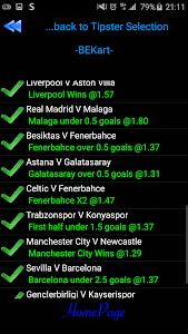 Best Bet Picks for Soccer screenshot 5