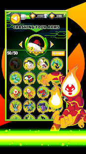 Ben 10 Heroes Screenshot