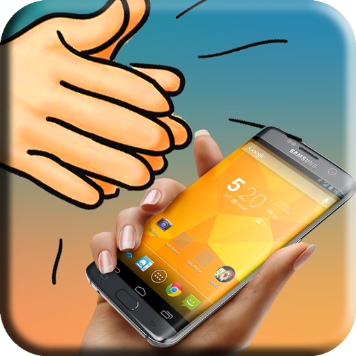 Find phone by clapping (app)