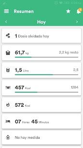 Salud y Dieta – Perder Peso & Contador de Calorias 1