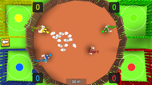 Cubic 2 3 4 Player Games screenshots 18