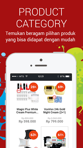 LEJEL Home Shopping screenshot