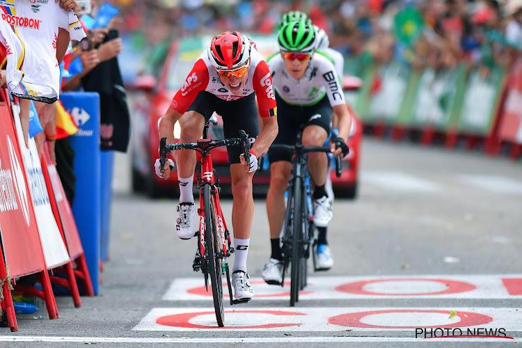 Lotto-renner Hagen houdt plek in top tien vast, belofte van Deceuninck-Quick.Step haalt het net niet