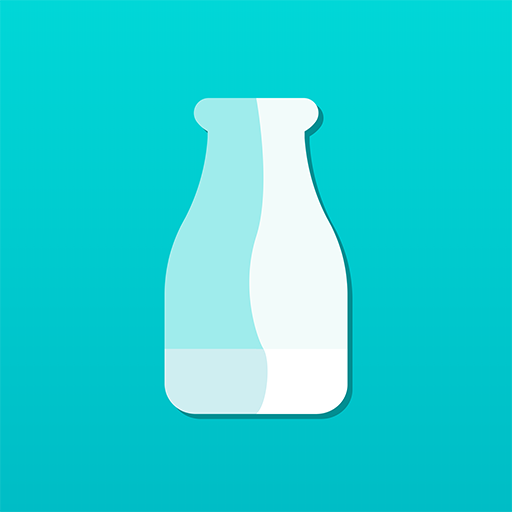Out of Milk - Grocery Shopping List Icon