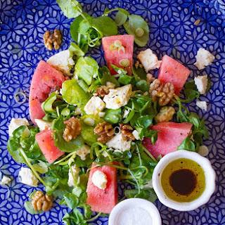 Summery Watermelon Salad Recipe