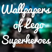 Wallpapers of Lego Superheroes