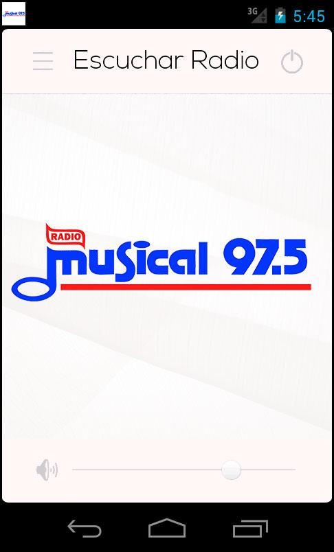 Radio Musical Costa Rica- screenshot
