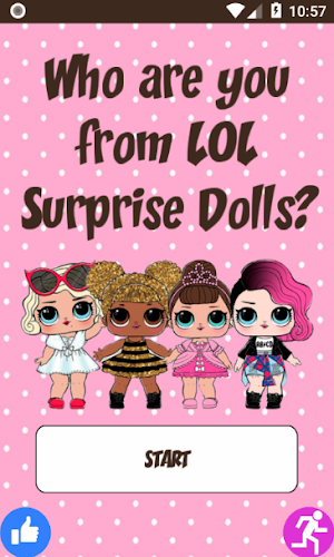 Download Test : Who are you in LOL Surprise Dolls? APK latest