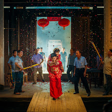 Wedding photographer Fei Wang (wangfei). Photo of 07.10.2017