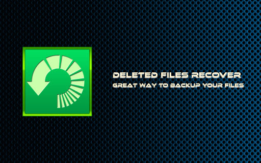 Deleted Files Recover