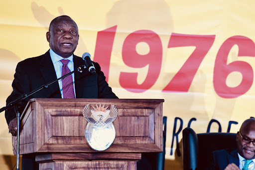 Cyril Ramaphosa vows to tackle youth unemployment in June 16 address