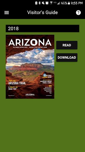 Visit Arizona Official Guide  screenshots 1