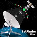 Set Satellite Dish 2020 icon