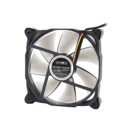 Noiseblocker vifte, Multiframe M12-S3HS, 120x25
