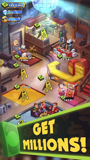 Party Clicker u2014 Idle Nightclub Game apkpoly screenshots 3
