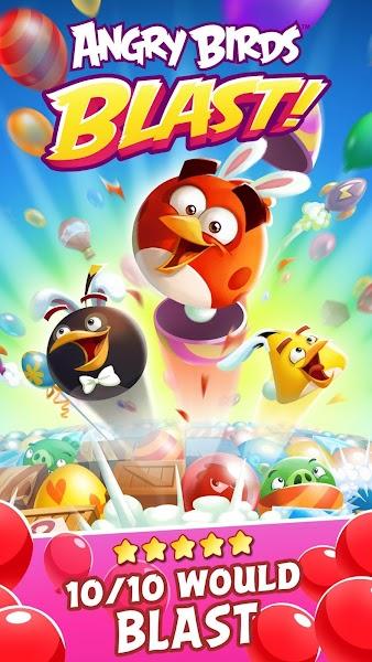 Angry Birds Blast v1.3.2 [Mod]