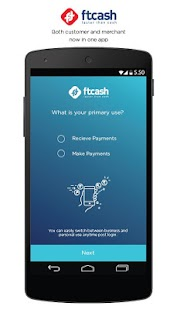 ftcash - Payments by Card, UPI QR & Business Loans - náhled