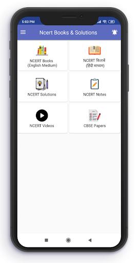 Ncert Books & Solutions 3.6 Screenshots 1