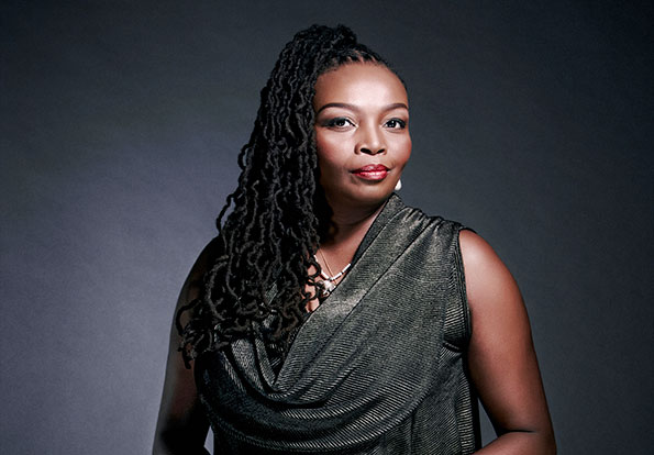 Nambitha Mpumlwana is not afraid of taking on unique acting challenges.