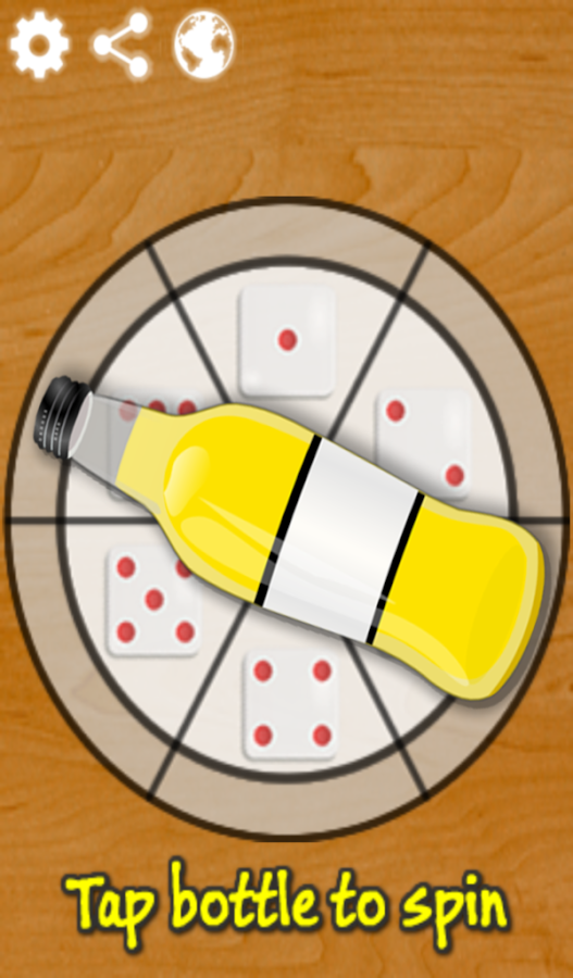Spin The Bottle XL - screenshot