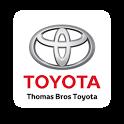 Thomas Bros Toyota icon