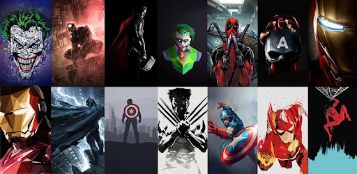 Superheroes Wallpapers | 4K Backgrounds for PC