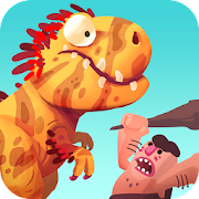 Game Dino Bash - Dinosaurs v Cavemen Tower Defense Wars APK for Windows Phone
