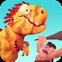 Download Dino Bash - Dinosaurs v Cavemen Tower Defense Wars apk